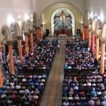 Missa de Envio celebrada por Dom Diamantino