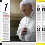 Revista 'Fortune' elege Papa o líder mais influente do mundo