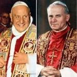 Mais de 5 milhões de pessoas esperadas para canonizações de João XXIII e JPII