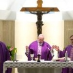 Aprender com o Evangelho a combater o mal, ensina Papa