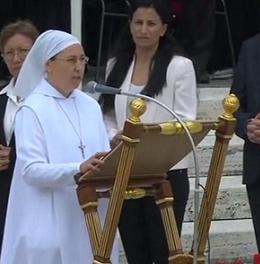 Cerimônia de canonização: preces para São João XXIII e São João Paulo II