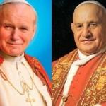 Objetivo comum de João XXIII e João Paulo II