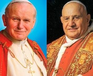 Conheça os milagres que levaram João XXIII e João Paulo II aos altares