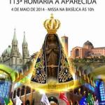Arquidiocese de São Paulo organiza romaria a Aparecida
