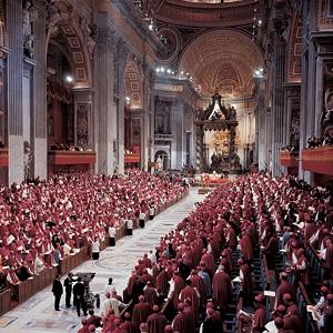 Bispo comenta importância do Concílio Vaticano II