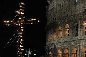 Via Sacra no Vaticano fala sobre violência contra a mulher