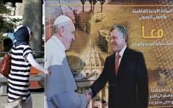 """Peregrinação de Francisco pode representar """"novo capítulo"""" nas relações"""