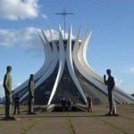 Missa celebra os 57 anos da primeira Celebração Eucarística em Brasília