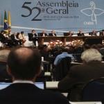 Por unanimidade, bispos aprovam Ano da Paz