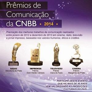 Entregas de prêmios de comunicação da CNBB