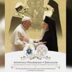 Francisco e Bartolomeu I: o Espírito Santo nos conduz à unidade