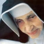 Irmã Dulce completaria 100 anos na próxima segunda-feira (26)