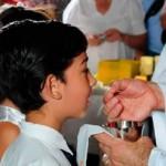 Na Jordânia, cerca de 1.400 crianças receberão a Primeira Comunhão