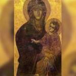 Papa Francisco agradece a Nossa Senhora pela viagem à Terra Santa