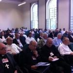 'Evangelii Gaudium' será tema da assembleia do Regional Sul 1