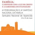 Famílias do país se preparam para a 6ª Peregrinação Nacional a Aparecida