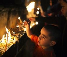 Papa Francisco, Shimon Peres e 600 crianças rezarão juntos pela paz