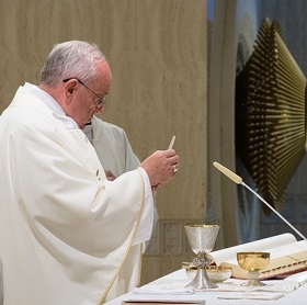 Vida cristã não é festa, mas alegria na esperança, diz Papa