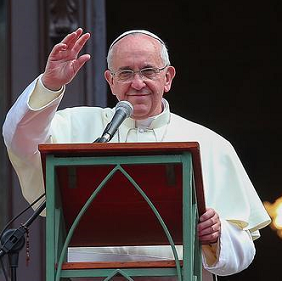 Em 2015 Papa Francisco viajará para as Filipinas e Sri Lanka