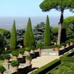 Turistas visitam vilas pontifícias abertas ao público pela 1ª vez na história