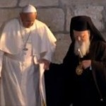 Patriarca Ecumênico deverá participar do encontro oração pela paz