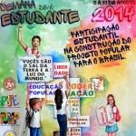 Pastorais da Juventude divulgam cartaz da Semana do Estudante 2014