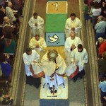 Arquidiocese celebra Corpus Christi