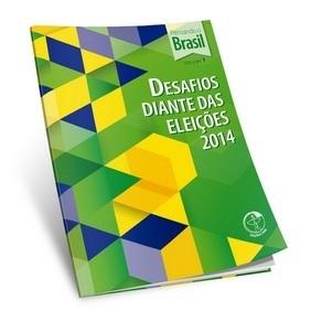 Publicada a mensagem Pensando o Brasil