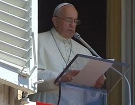 Papa fala da Ascensão de Jesus e recorda mandato missionário