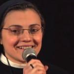 Ir. Cristina Scuccia, ganhadora do The Voice 2014, sofreu grandes perseguições