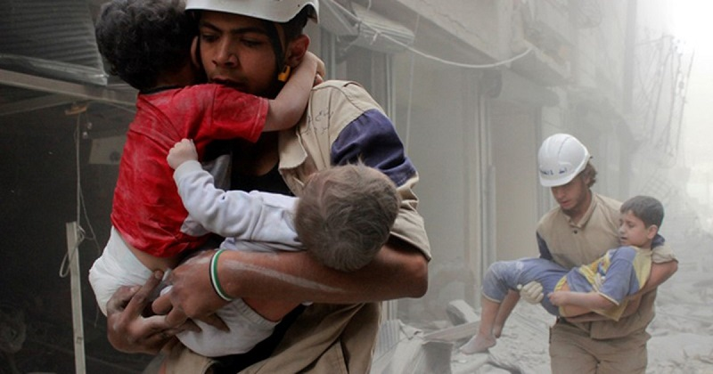 ONU quer que a Síria permita assistência às pessoas em Aleppo