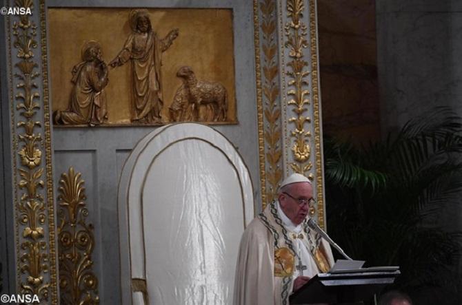 Reconciliação entre cristãos é dom de Deus, diz Papa