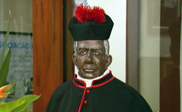 """""""São Sebastião – Soldado de Cristo, protetor da Agricultura, fiel intercessor contra a guerra, as pestes e a fome."""""""