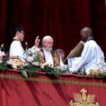 Mensagem pascal do Papa Francisco e bênção Urbi et Orbi 2017