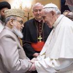 Trabalho mais importante hoje na humanidade é escutar, diz Papa a imames
