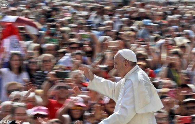 Audiência: não somos órfãos, Maria é Mãe da esperança