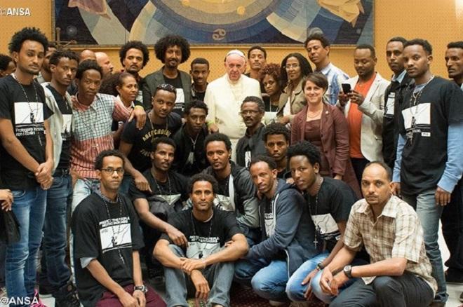 Papa encontrará bispos das seções migrantes do CCEE