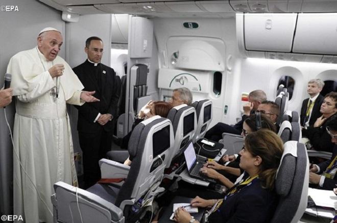 Papa Francisco: Colômbia, país cujo povo tem esperança e tem futuro