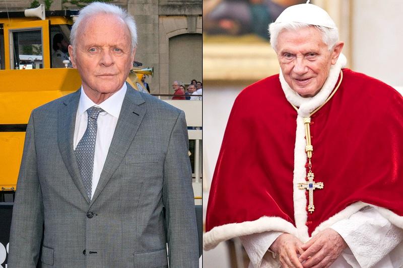 Anthony Hopkins será Bento XVI em filme dirigido por Fernando Meirelles