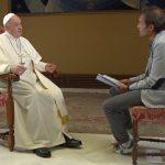 """Papa na TV: """"Deus não nos induz em tentação; não nos deixa cair"""""""