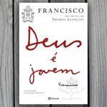 """Papa Francisco e o livro-entrevista """"Deus é jovem"""""""