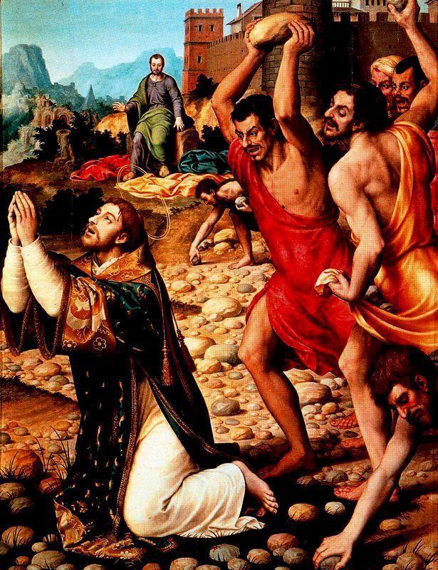 S. Estêvão, o Primeiro Mártir: mais de 3 mil cristãos mortos em 2018