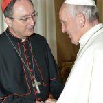 Papa Francisco recebeu os bispos que compõem a Presidência da CNBB
