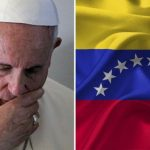 Papa Francisco preocupado pela situação da Venezuela durante sua viagem ao Panamá