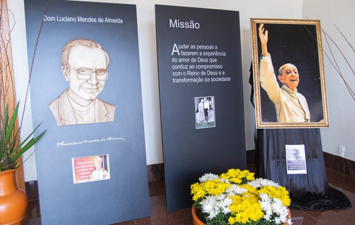 CNBB faz memória de dom Helder Camara e dom Luciano Mendes de Almeida: comunhão e esperança