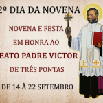 SEGUNDO DIA da Novena do Padre Victor  – Participe!