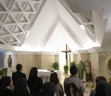 Papa Francisco: a esperança é o ar que o cristão respira