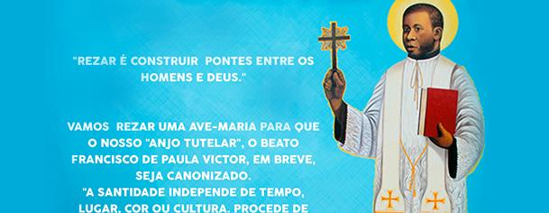 4 anos da Beatificação do Padre Victor