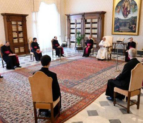 Francisco: na provação, não estamos sozinhos, confiemo-nos a Cristo