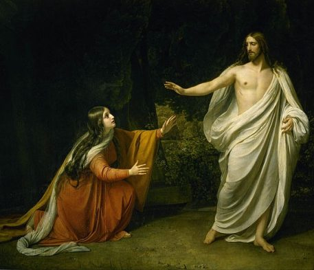 Como Jesus consegue transformar instantaneamente a tristeza em alegria